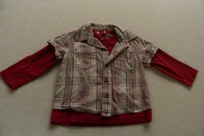 PUMPKIN PATCH boys top/shirt size 6-12 months - $4 post opt