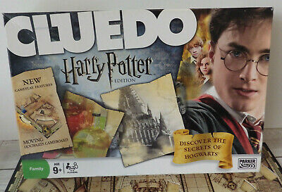 Harry Potter Cluedo Hogwarts Edition Board Game Spare Parts Replacement
