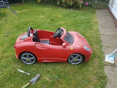 Ferrari Electric Ride On Kids Toy Car