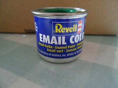 NEW Revell Email Color Enamel Paint 14 ml Emerald Green Gloss no.61