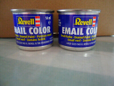 NEW Revell Email Color Enamel Paint 14 ml Blue Ultramarine Gloss no.51