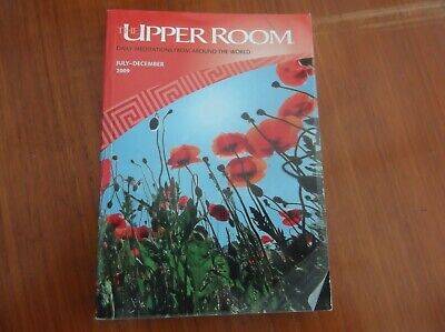 The Upper Room, BRF, Jul-Dec 2009, daily bible readings and reflections