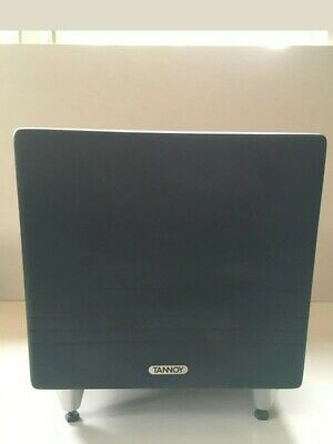 Tannoy TS8 Active Subwoofer Top condition Hardly used