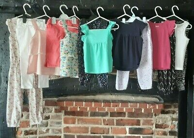 Girls Clothes Bundle Age 2-3 Years Summer Mix & Match Next & more