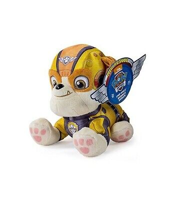 Paw Patrol Peluche Rubble Air Rescure - 6022630/20074422 - Spin master