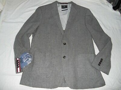 "Marks & spencer Luxury Collection Rich tweed wool sport jacket sz uk 42""Eu52"