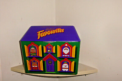 Cadbury Favourites- Limited Edition Tin- Good Condition In And Out