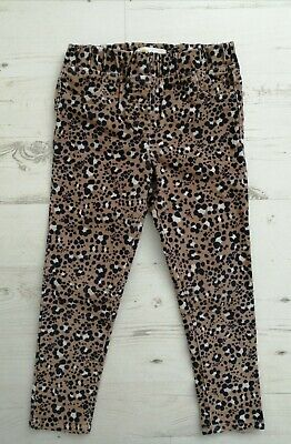Girls age 6 years brown,black,white trousers/leggings by BODEN hardly worn!