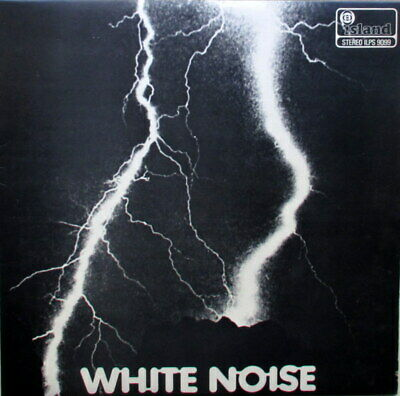 White Noise - An Electric Storm Lp - In Excellent Condition - U.k. Pressing