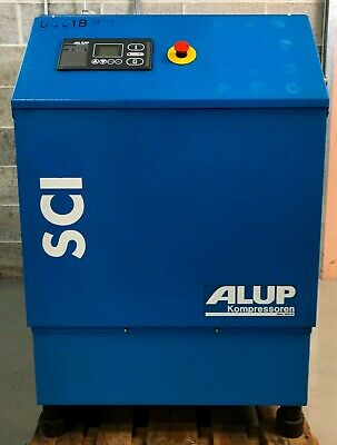 ALUP SCK42-8 Floor Mounted Rotary Screw Compressor, 30Kw, 8Bar, 170Cfm!