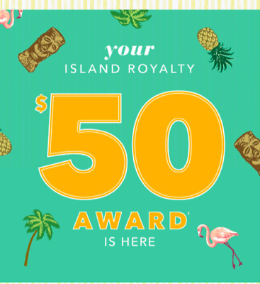 Tommy Bahama $50 Off Any Purchase of $100 Award Promo Code Coupon