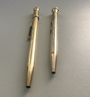 Rolled Gold Pencil & Pen By Presto Germany