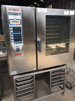 Rational Clima Plus CPC 10 Tray Combi Oven