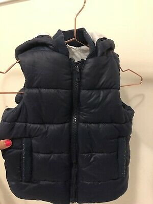 Seed Vest Size 2 Boy Or Girl Lightly Used For Winter Or Summer