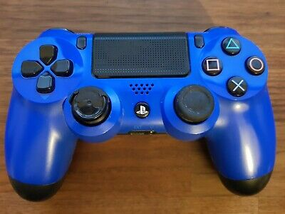 Sony  Playstation 4 Official DualShock 4  Controller - PS4 Blue