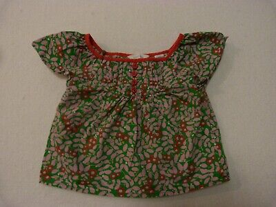 COUNTRY ROAD girls top size 3-6 months in exc cond