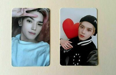 NCT # 127 Neo Zone Official Photocard Photo card N & C Taeyong set (2pcs)