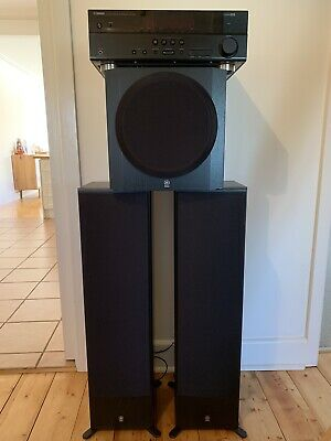Yamaha Home Cinema 7.1 Channel Digital Sound System, excellent condition