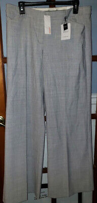 New with tags, EXPRESS Editor wide leg luxury stretch city short pants sz 12