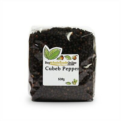 Cubeb Pepper 500g | Buy Whole Foods Online | Free UK Mainland P&P