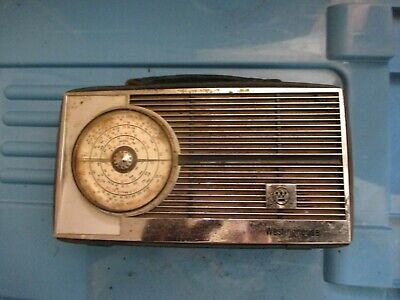 Westinghouse classic radio retro vintage handle and mechanisms