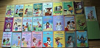 26 Junie B. Jones Books, Lot of 26 Books, Barbara Park Chapter Books