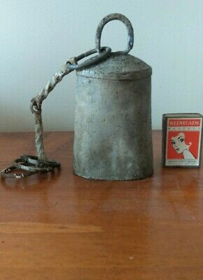 Vintage Large Cowbell Animal Bell