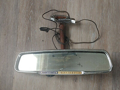 1957-1963 Chrysler Imperial Mirror-Matic Interior Day Night rear view mirror