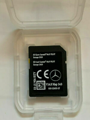 Mercedes Garmin Map Pilot 2019/2020 V14 A2189065703