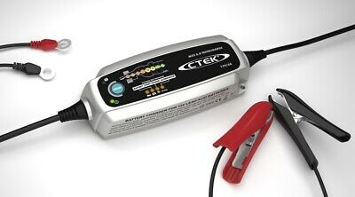 CTEK MXS 5 12V Test and Charge Smart Battery Charger for Cars,Bikes,Lawnmowers