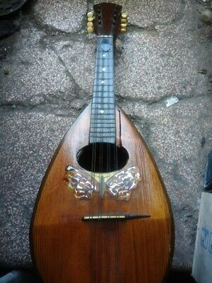 Ancient original Sicilian mandolin !!!
