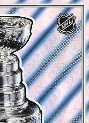 2019-20 Topps NHL Stickers #619 St. Louis Blues Foil