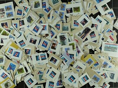 Weeda Canada Uncancelled postage, unused on and off paper Face Value $200.22 FV