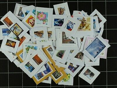 Weeda Canada Uncancelled postage, 100 x 'P' on paper Face Value $92 FV #2