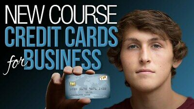 Beau Crabill - Credit Cards for Business (Full Training Program-Worth $297)