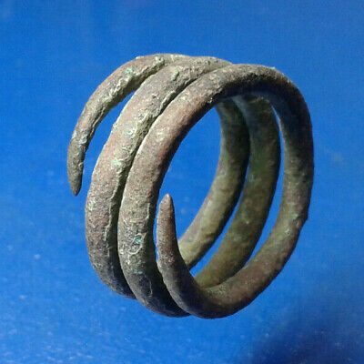 Ancient Celtic Bronze Ring.