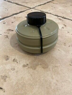 New Sealed Military Israeli Gas Mask Nato Filter 40MM