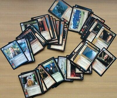Large Lot Lord of the Rings Trading Cards - Various Condition - Make an Offer