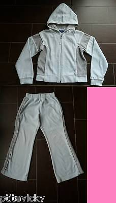 Ensemble Jogging Fille Sport Tex 6 Ans