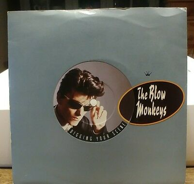 The Blow Monkeys Digging Your Scene 7 Inch Vinyl Single