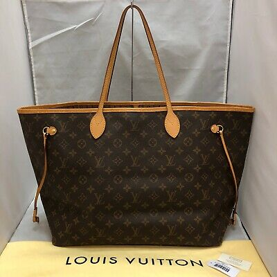 Authentic Louis Vuitton Neverfull Gm Monogram (Gently used)