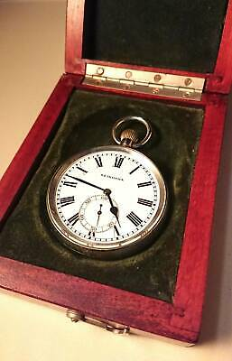 Rare WWII Japanese Seikosha Naval Deck Watch