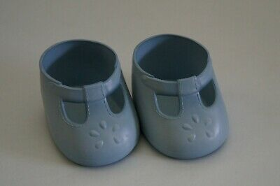 My Child Doll Mary Jane Shoes - Dyed Green/Blue -  Hong Kong
