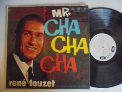 RENE TOUZET  Mr Cha Cha Cha GNP Latin Montuno Guajira + Jazz Killer! LP HEAR