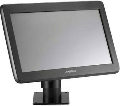 "Partner PM-116 11.6"" POS Wide Screen Monitor Display wall mount PSU, VGA cable"