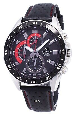 CASIO EDIFICE WORLD Time Quartz EFR 550L 1AV EFR550L 1AV