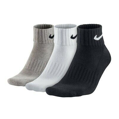 Chaussettes Nike Value Cush Ankle 3Pak  Taille 47-50