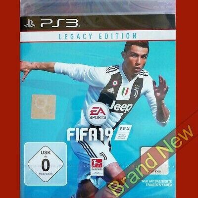 FIFA 19 PlayStation 3 PS3 ~PEGI 3+ Import - Game in English - Brand New & Sealed