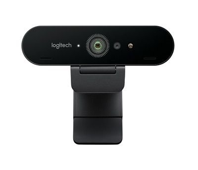 LOGITECH BRIO 4K ULTRA HD PRO WEBCAM Webcast Video Conference AUSTRALIA STOCK
