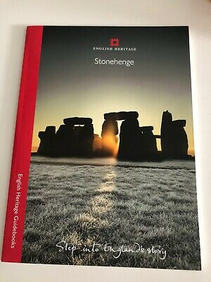 Stonehenge English Heritage Red Guides By Julian Richards